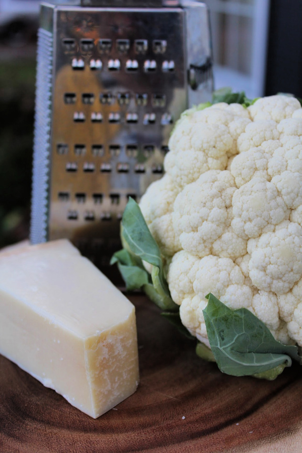 For a diabetic or keto-friendly side dish, try this Garlic Parmesan Mashed Cauliflower Recipe that is perfect for the holiday season.