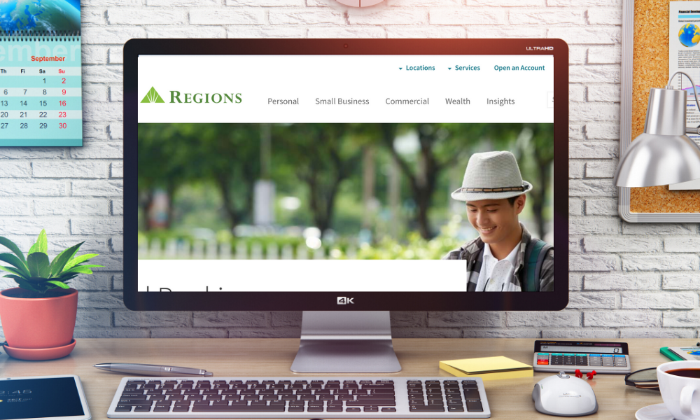 Did you know that it is easy to achieve your financial benchmarks with Regions Bank? See why they are changing the game when it comes to banking.