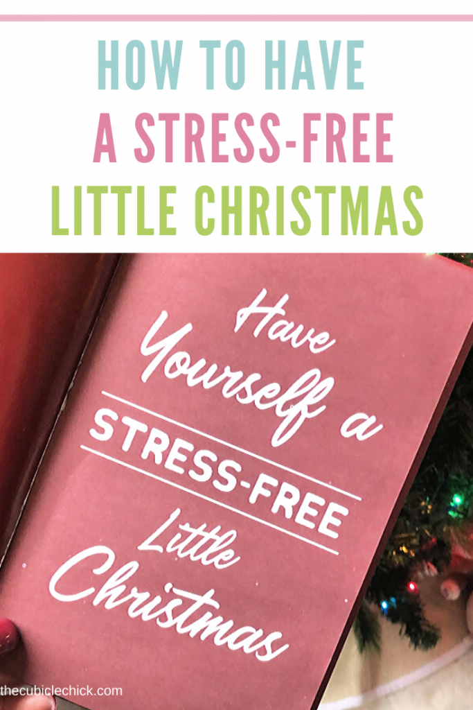 Working moms, you deserve to have yourself a stress-free little Christmas this year. I am sharing tips on how you can power through with no drama.