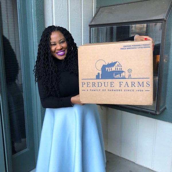 Perdue Farms Organic Bundle Box is a Family Timesaver