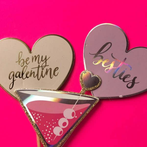 How to Have a Fab Galentine's Day Celebration