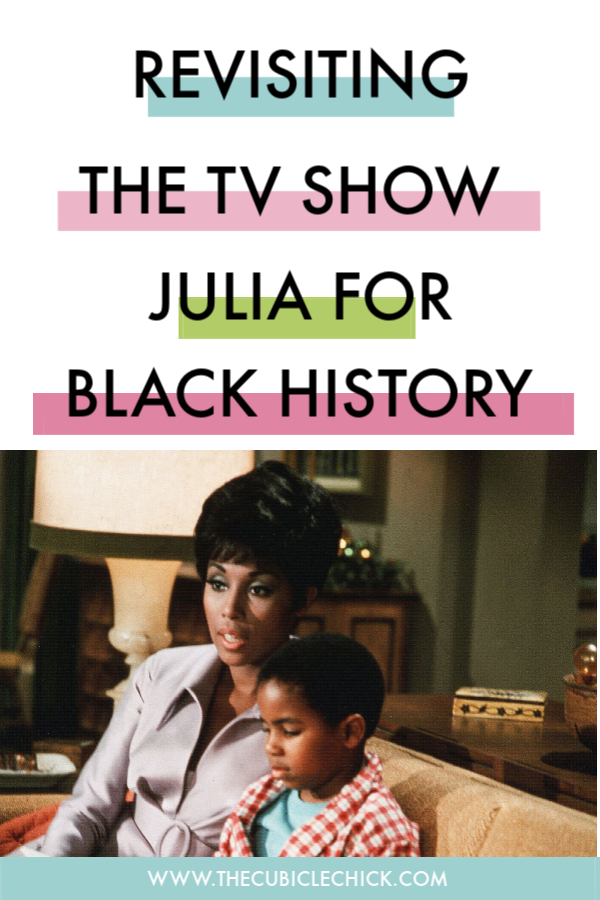 Diahann Carroll was such a gift to us, so it's time that we revisit her greatness in the groundbreaking TV series Julia.