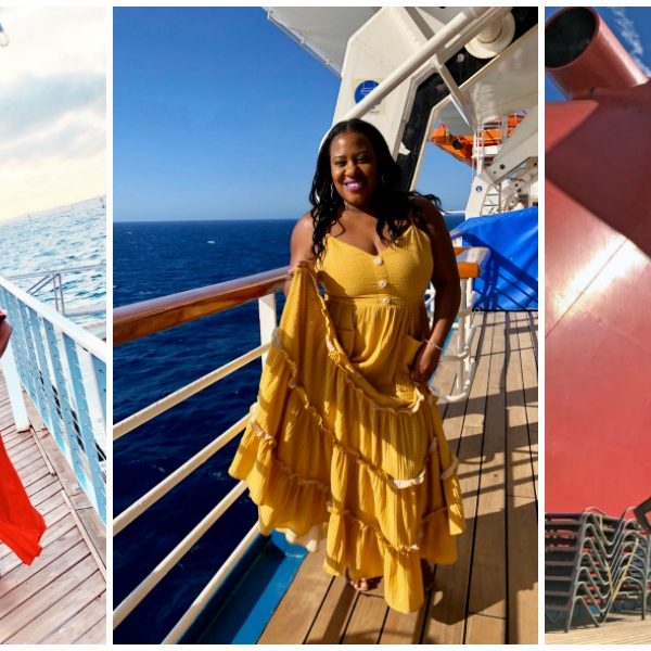 What to Wear on a Cruise: Working Mom Edition