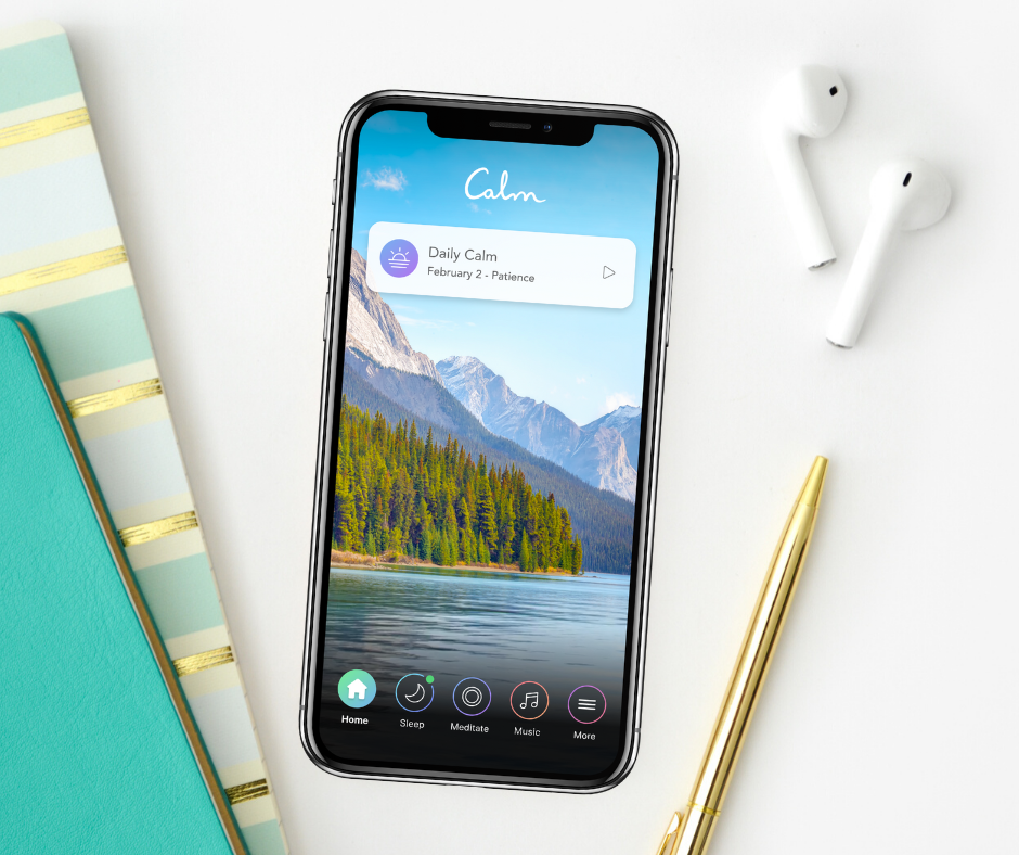 I am a huge fan of the Calm app and it has been helping me relax, relate, and release. Read why using it can help you as a working mom.