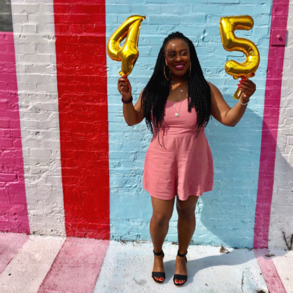 Happy BirthYAY: 45 Things I Want To Do During My 45th Year