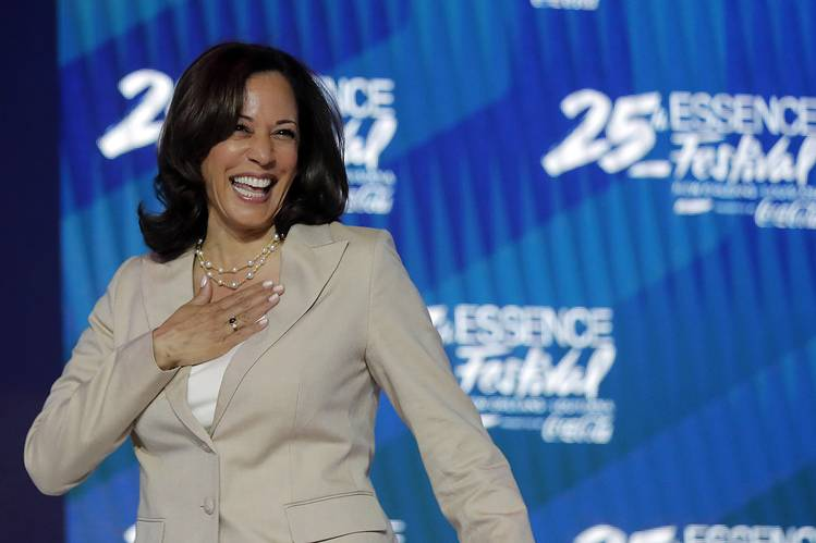 To help celebrate another historical moment, I am sharing inspiring Kamala Harris quote for women of all ages. Read and share!