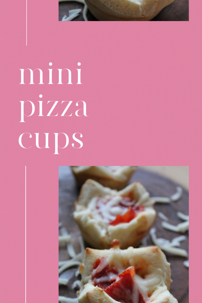 These fun and delicious mini pizza cups are a 30 minute meal that both you and your kiddos will love. Get the recipe.