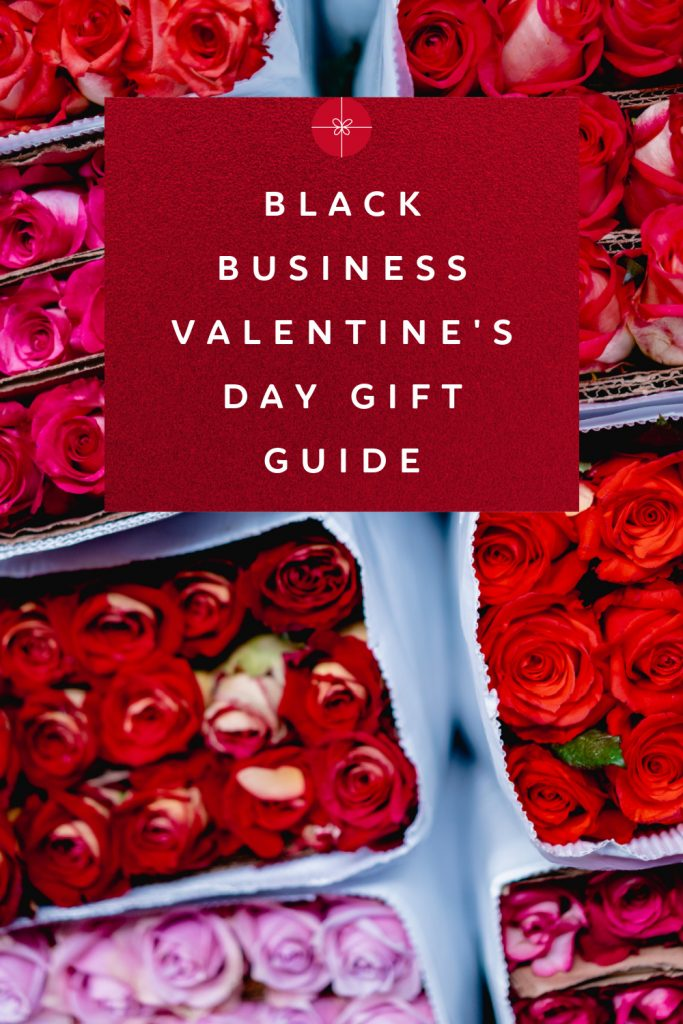 This year in my Valentine's Day Gift Guide, I'm featuring Black owned businesses who offer goodies that will put smiles on someone's face.