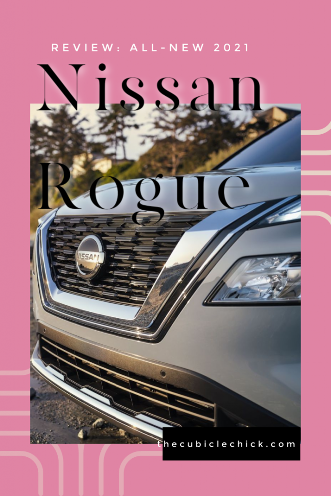 Check out my full working mama video tour and review of the new 2021 Nissan Rogue! How do I love this vehicle? Let me count the ways!