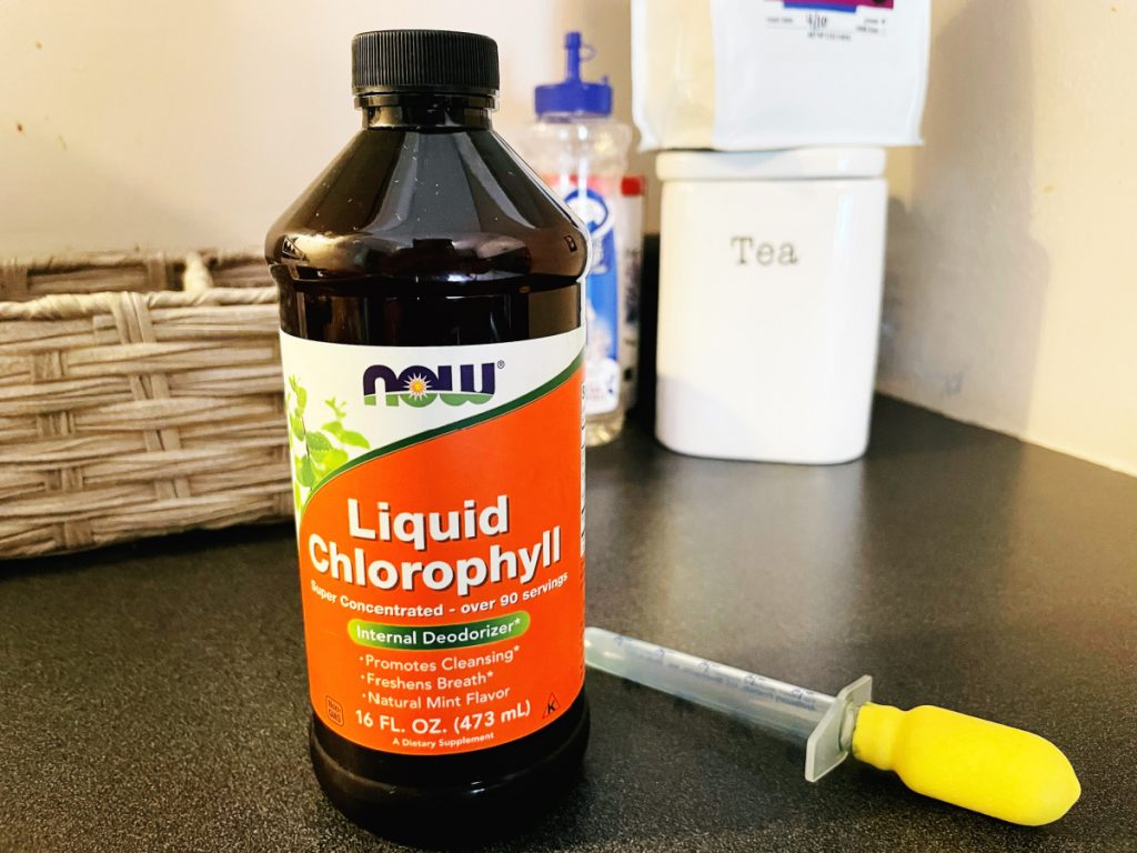 What are the benefits of liquid chlorophyll you ask? I've been using it for over a month now and I am pleased with the results.