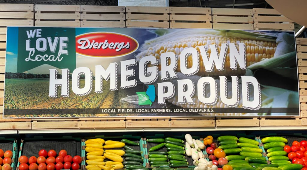 Learn more about how Dierbergs Homegrown makes creating weeknight meals that are both delicious and easy while supporting local farmers.