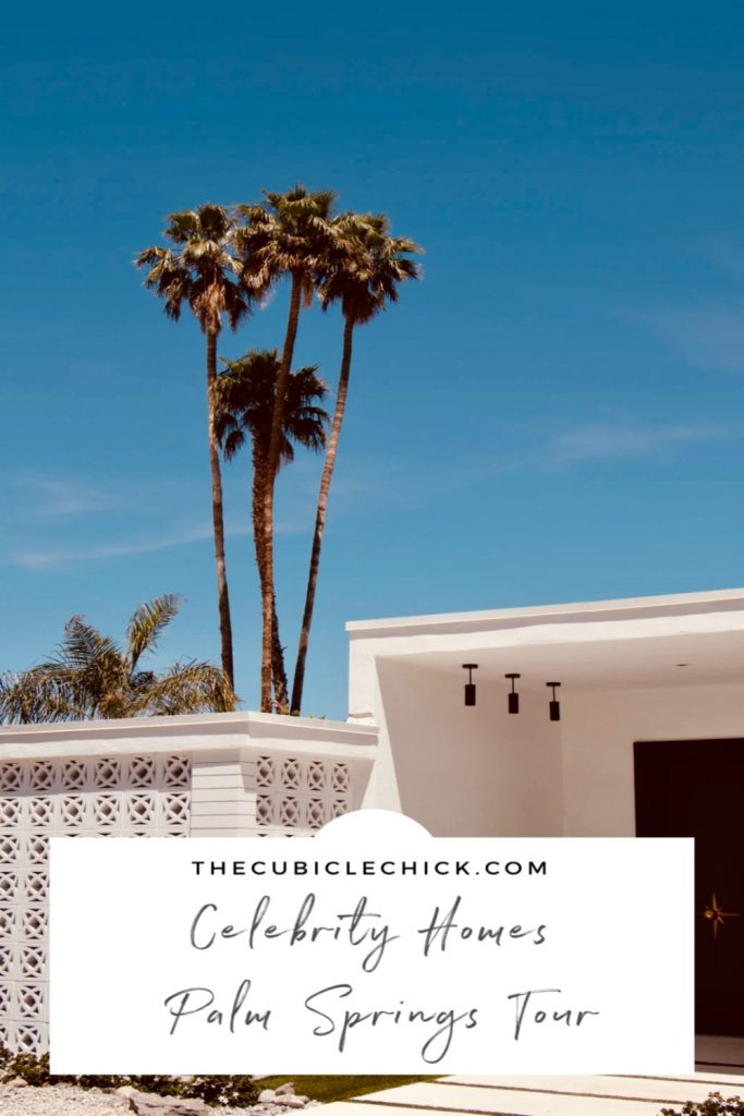 Get a tour of iconic celebrity Palm Springs homes including the homes of Frank Sinatra, Elvis Presley, and more.