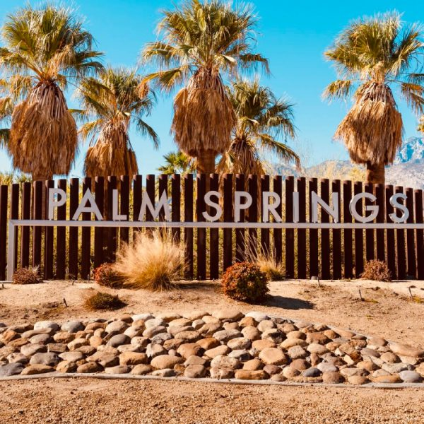 Seven Iconic Celebrity Homes Palm Springs Edition