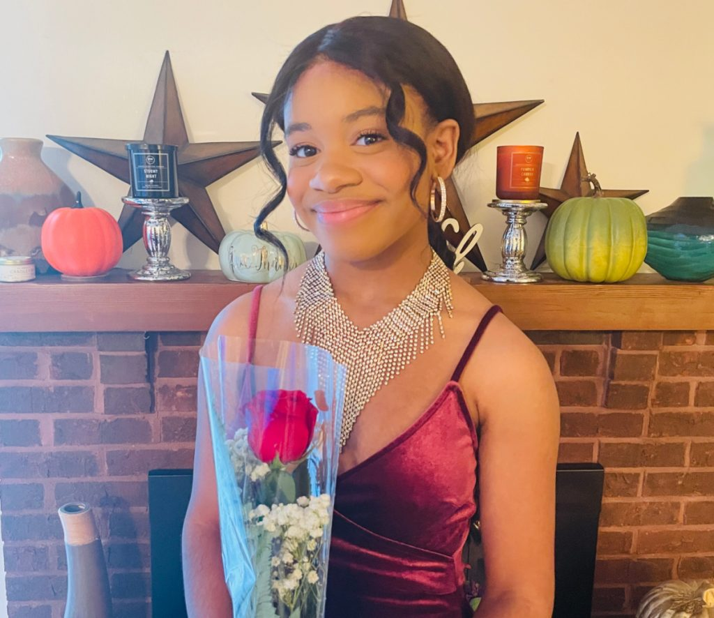 I'm a mom helping my daughter prepare for homecoming during a pandemic and I may or may not be okay. Here's my story.